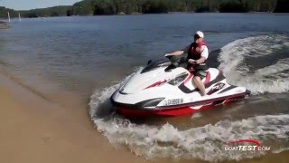 1. Yamaha FZR SVHO Review 2016- By BoatTest.com