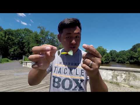Video The Power Of The Micro Spinnerbait with Extreme Philly Fishing download in MP3, 3GP, MP4, WEBM, AVI, FLV January 2017