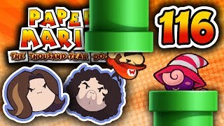 Download Video Paper Mario TTYD: Pipes n' Gears - PART 116 - Game Grumps MP3 3GP MP4