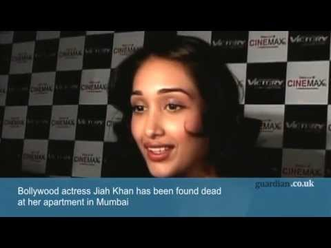 Jiah Khan, Bollywood star, found dead in Mumbai
