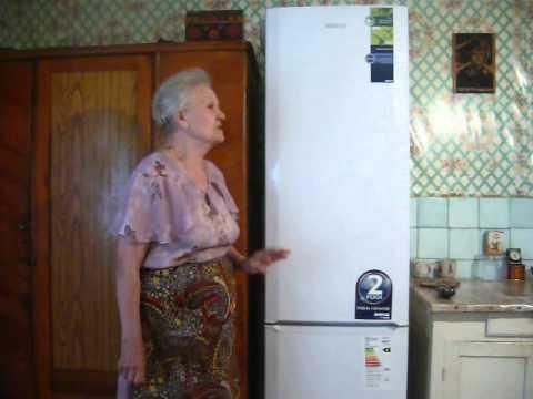 Отзыв о ремонте холодильника Siemens