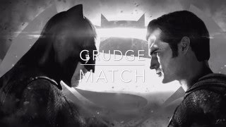 James and K-Fell create their DC Batman V Superman March Madness bracket