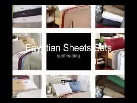 EgyptianLinensOutlet.com - Luxury Egyptian Cotton Bedding Super Store USA