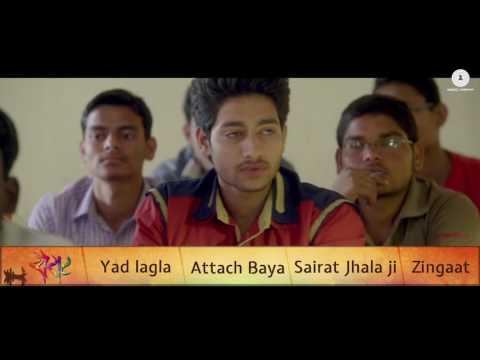 Sairat Full Movie Songs   Video Jukebox   Ajay Atul   Nagraj Manjule