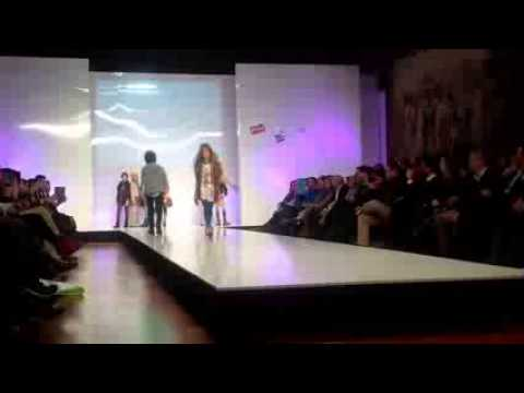Desfile Mayoral FIMI 78 edicin (видео)