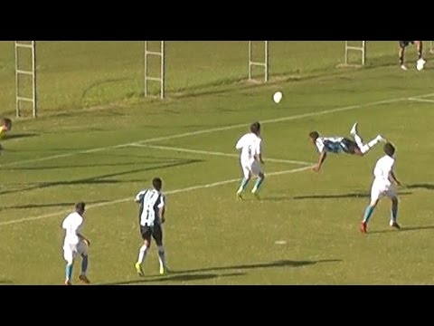 U14 Soccer Player Scores A Sick Scorpion Kick