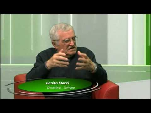 """Il Sasso nello stagno - puntata 5 - """"Faccia a faccia con Benito Mazzi"""""""