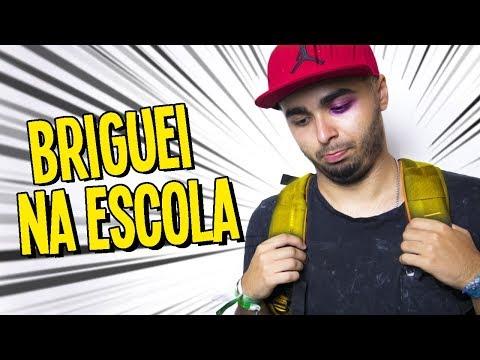 O DIA QUE BRIGUEI NA ESCOLA (видео)