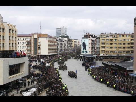 Kosovo marks five years of independence