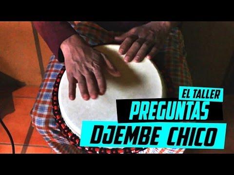 #24 Como tocar DJEMBE CHICO