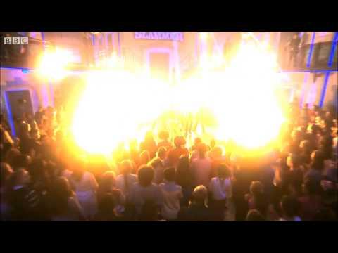School Kid Band The Mini Band On BBC's The Slammer winning the show!