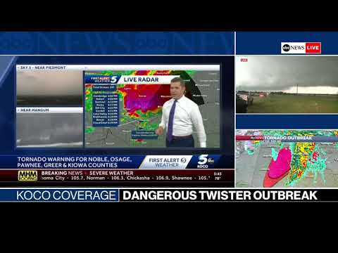 Breaking News Live: Potentially Dangerous Storms In The South | Abc News