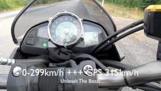 10. Suzuki BKing 0-299 km/h +++ acceleration