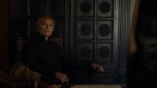 Game of Thrones Season 7 Episode 5 parody of Cersei and Jaime's uncomfortable chat.