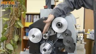 Токарно-фрезерный станок Metal Master MML 2550M (MML 250x500M)