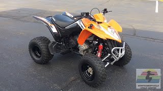 9. 2017 KYMCO Mongoose 270 Philadelphia, Doylestown, Hatfield, Allentown, Reading, PA KY0584