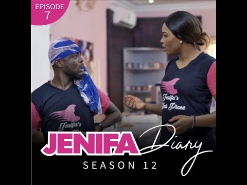 Jenifa's Diary S12EP7 - Showing Tonight On NTA Ch251 On DSTV, 8 05pm