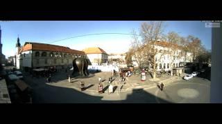 Maribor (Trg svobode) - 27.01.2012