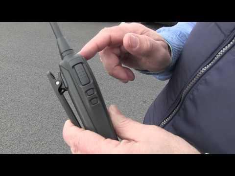 Using a Two Way Radio - The Basics of Communicating