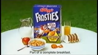 For further information on UK cereals visit www.cerealoffers.com - see below http://cerealoffers.com/Kelloggs/Frosties/2005/Train_Like_Champions/train_like_c...