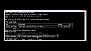 MySQL: Searching Records