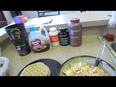BodyBuilding Breakfast Example