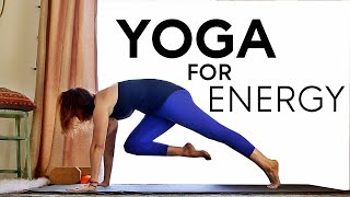 Video 20 Minute Yoga for Energy and Strength💕 With Fightmaster Yoga MP3, 3GP, MP4, WEBM, AVI, FLV Maret 2018