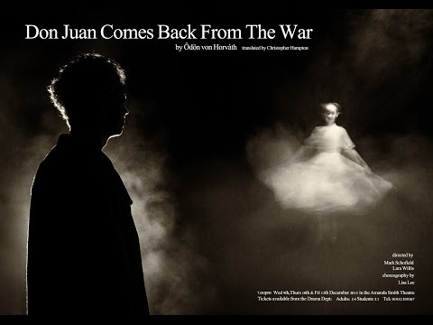 Trailer: Don Juan Comes Back from the War