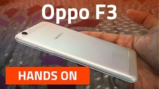 "Here are our impressions of the ""Selfie Expert"" Oppo F3, which was just launched in India.Like the music?Check out our Music Partner:The Beat Therapist: https://www.youtube.com/channel/UCFNiQJuVfjluU02HVZT1cuAFor more Oppo stuff stay tuned to http://www.eoto.techhttp://twitter.com/EotoNowhttps://plus.google.com/+EotoTechnologieshttp://facebook.com/EotoNowhttp://instagram.com/EotoNow"