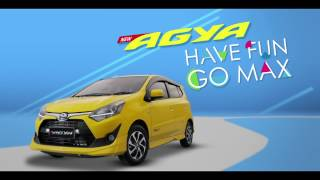 The New Toyota Agya