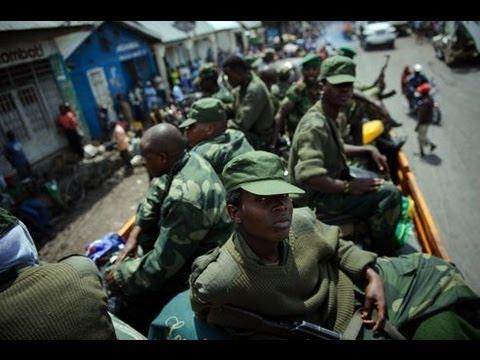 TÉLÉ 24 LIVE: Le lieutenant général François Olenga en causerie morale, déterminé à traquer les rebelles du M23