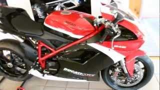 9. Ducati 848 EVO Corse Special Edition 140 Hp 251 Km/h 2012 * see Playlist