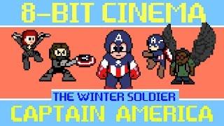 Captain America : Le Soldat de l'Hiver - 8 Bit Cinéma