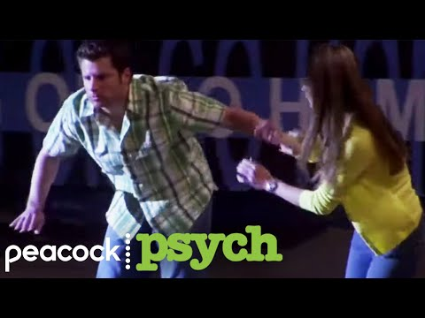 Couples Skate, Couples Only | Psych