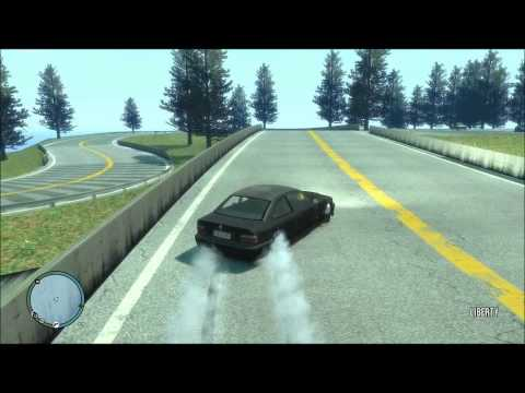 BMW M3 GTA - funny cars to drift with but the m3 is so hard! http://www.gta4-mods.com/vehicles/2001-bmw-m3-e46-tuning-f3894 http://www.gta4-mods.com/vehicles/bmw-e36-tuni...