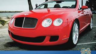 Bentley Continental GTC Speed Review - Kelley Blue Book