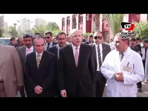 وزير الصحة يفتتح «عيادات السكر» بمستشفى أم المصريين