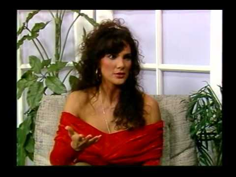 """""""Around The Town Live (July 10th, 1991),"""" Guest Julie Strain, Penthouse Pet of the Month"""