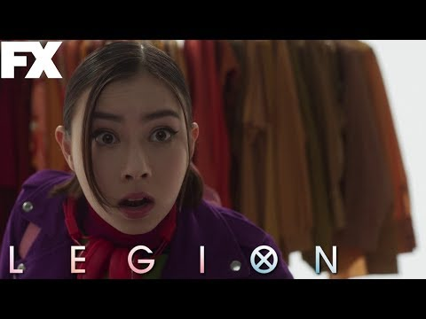 Something For Your M.I.N.D | Legion S03 E01 | HD Clip