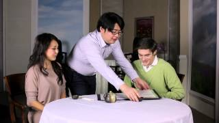 Learn Chinese – restaurant – video