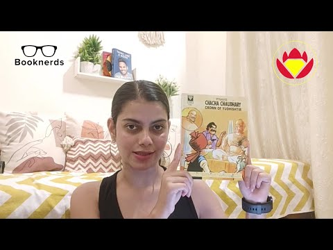 Booknerds Comic Book Recommendation   Chacha Chaudhary   Diamond Comics