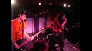 Video ENCORE - Otrávení Udušení - live Beroun klub Metro