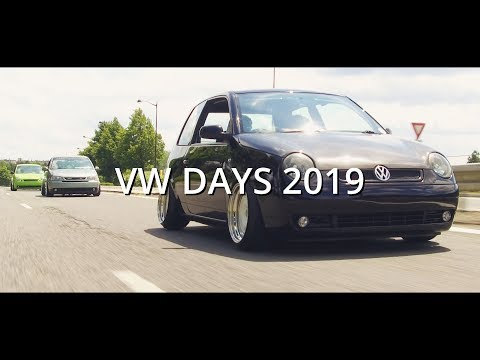 VW Days 2019 | Candy Showroom