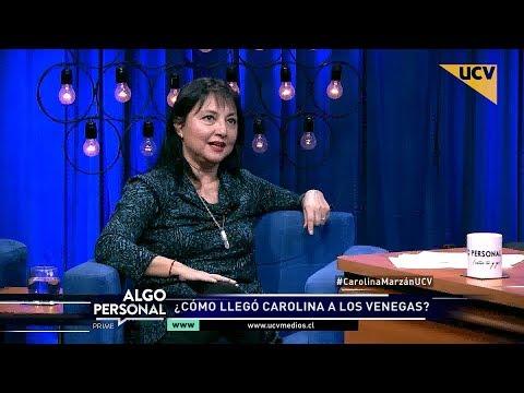 video Carolina Marzán recuerda sus 20 años como