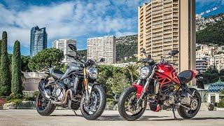 5. 2017 Ducati Monster 1200 S Review