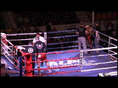 Marin Jordanov VS Alberto Blanco (1)