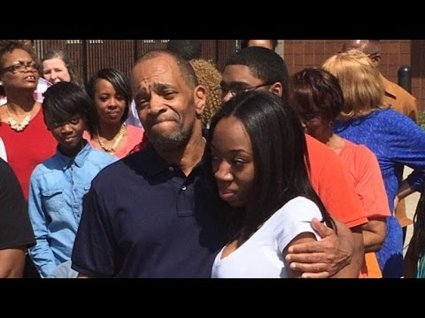 Crown Point Indiana,  Man Cleared of Rape After 25 Years in Prison
