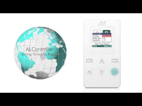 AI Controller Setting Timers by Region