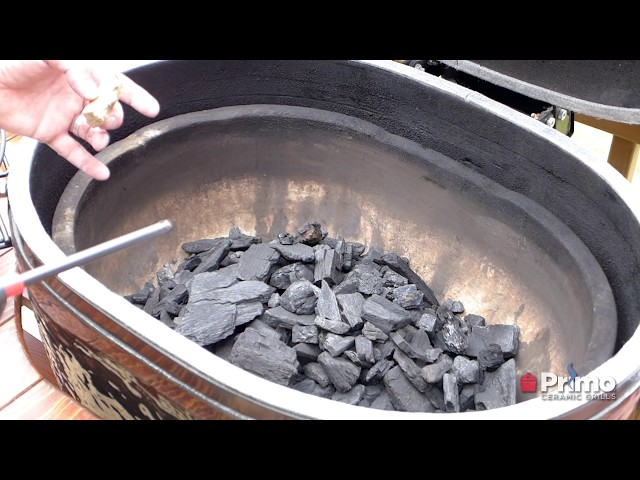How To | Setup for Low & Slow Cooking