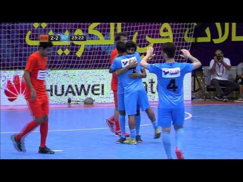 الروضان 2016 (27) - بي ام دبليو 4 : 5 - بنك الكويت الدولي